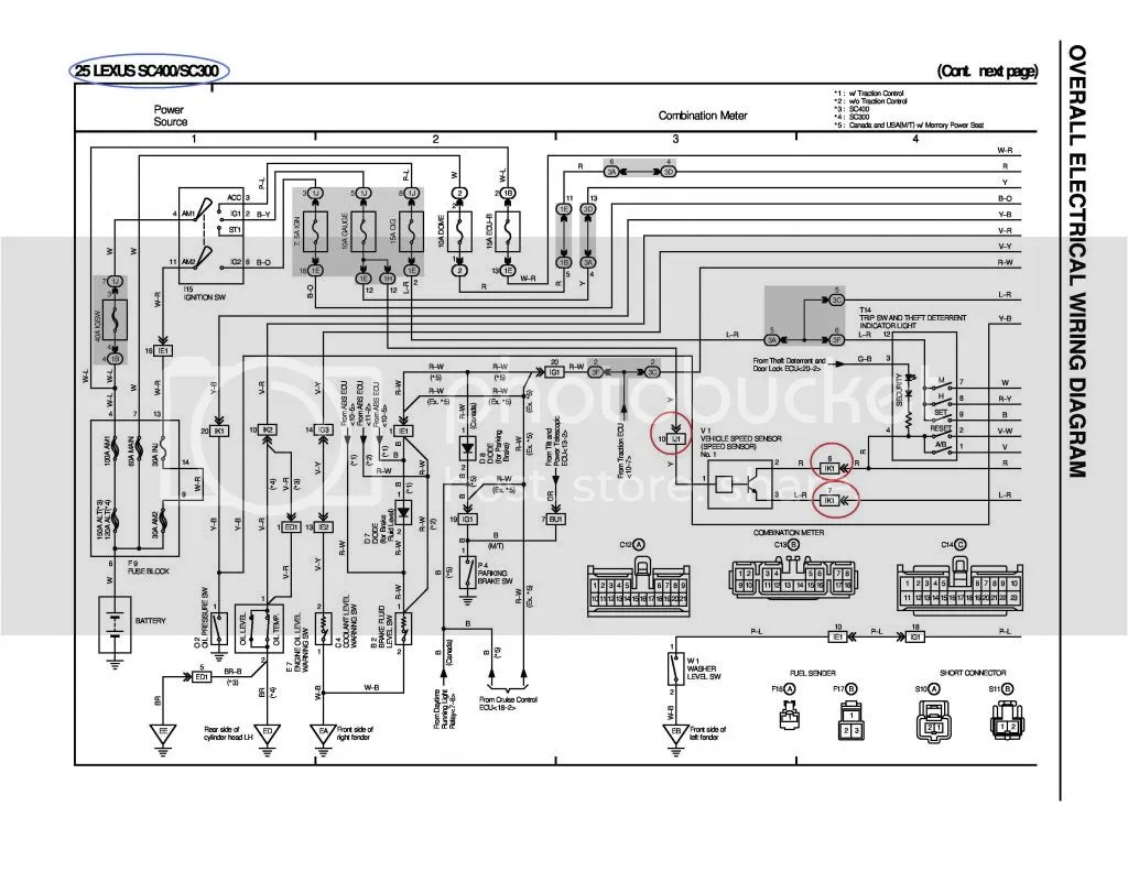 hight resolution of diagram 1992 lexus sc300 alternator wiring diagram 1992 lexus ls400