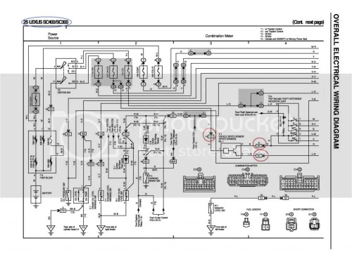 small resolution of diagram 1992 lexus sc300 alternator wiring diagram 1992 lexus ls400