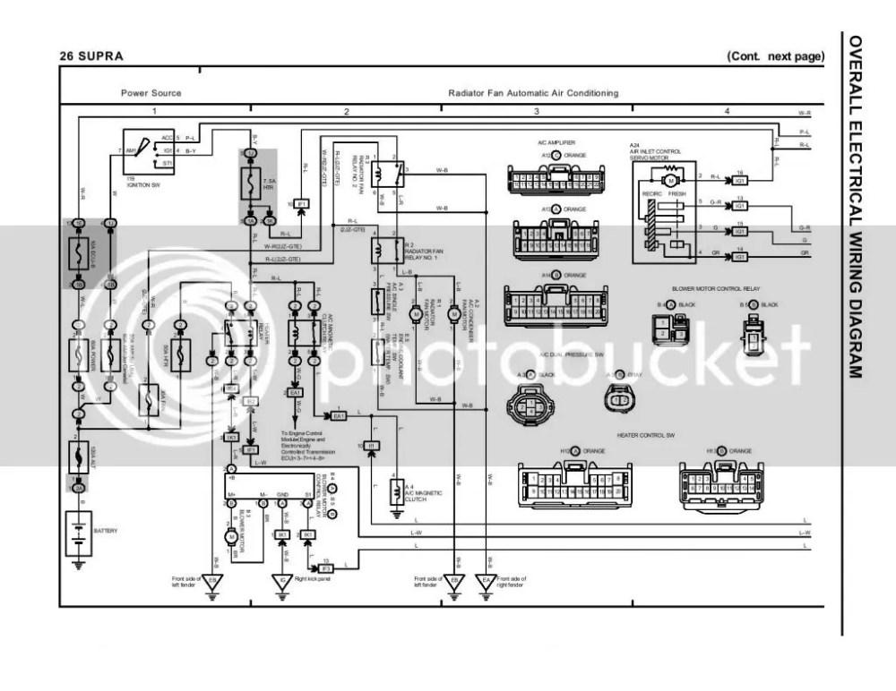 medium resolution of lexus alternator wiring diagram lexus image wiring supra alternator wiring diagram supra image wiring on lexus
