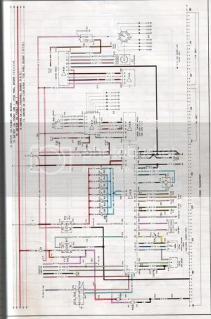 VN Commodore wiring diagrams | Just Commodores