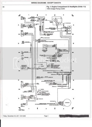 1stGen • View topic  93 wiring diagrams ( ALL OF'EM)