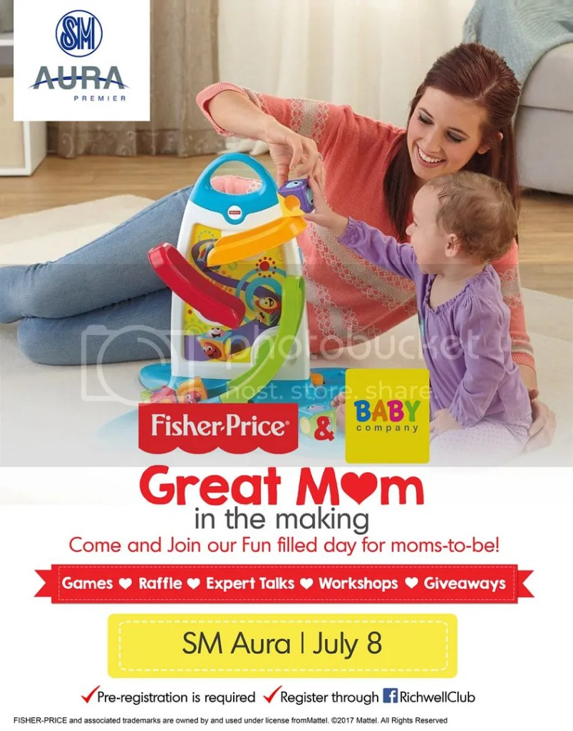 "Fisher-Price Symposium ""Great Mom in the Making"" Event"