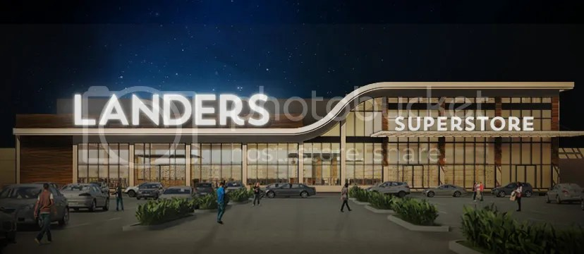 Landers Superstore Pasig