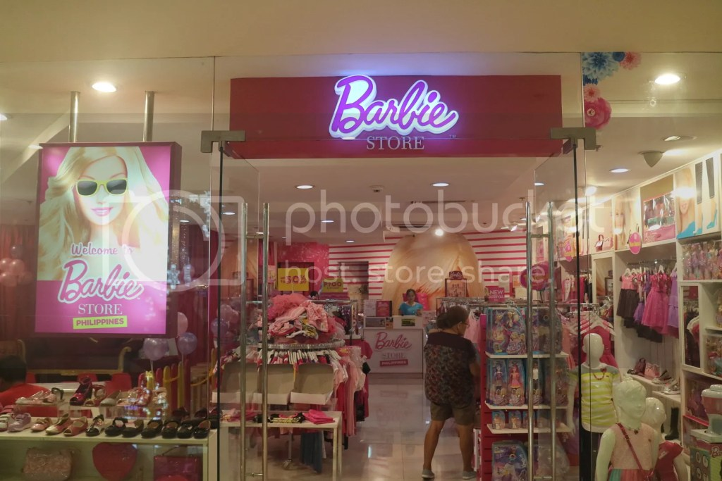 Barbie Birthday Party Package
