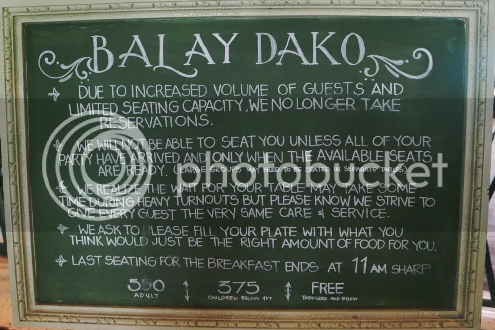 Balay Dako Tagaytay Breakfast Buffet Review