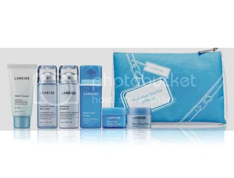 how much is Laneige Skin Care Set