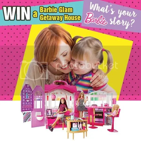 My Barbie Story Contest #MyBarbieStory- Mommy Blogger Pehpot