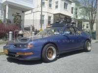 Show us your rack!! (roof racks) - Honda Prelude Forum ...