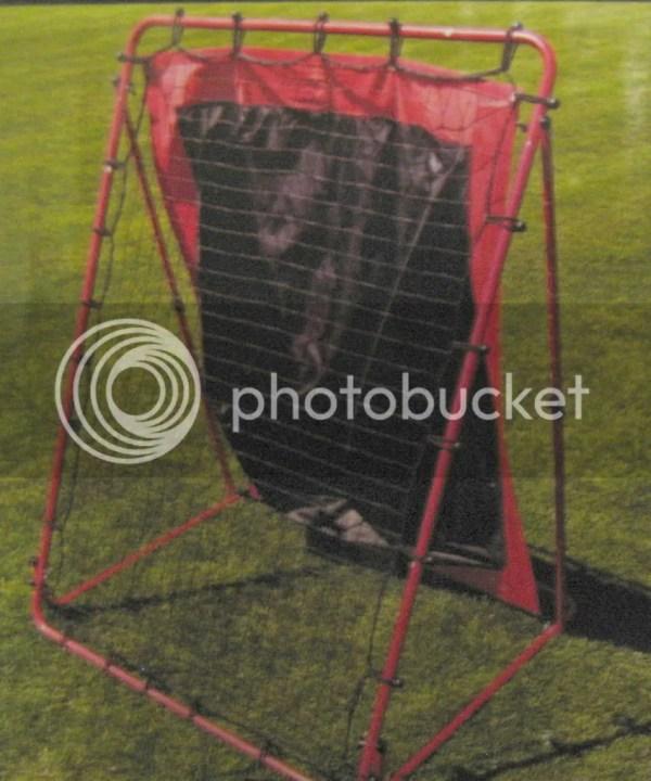 Rawlings Pitchback Pitching Target Baseball Softball