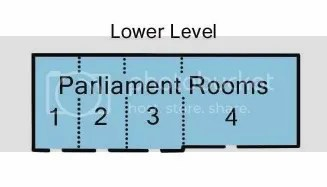 Parliament Floor Plan