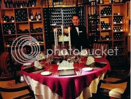 Benson - Private Wine Room