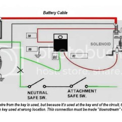 John Deere 140 Wiring Diagram Meyer Snow Plow E47 For Lawn Tractor Harness Install Great Installation Of Starter Assist Relay Mower Forums Lawnmower Reviews Repair Rh Mylawnmowerforum Com Trailer