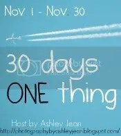 30 days one thing