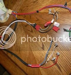 1980 s big foot power wheel electical help modifiedpowerwheels com image wiring harness  [ 1024 x 768 Pixel ]