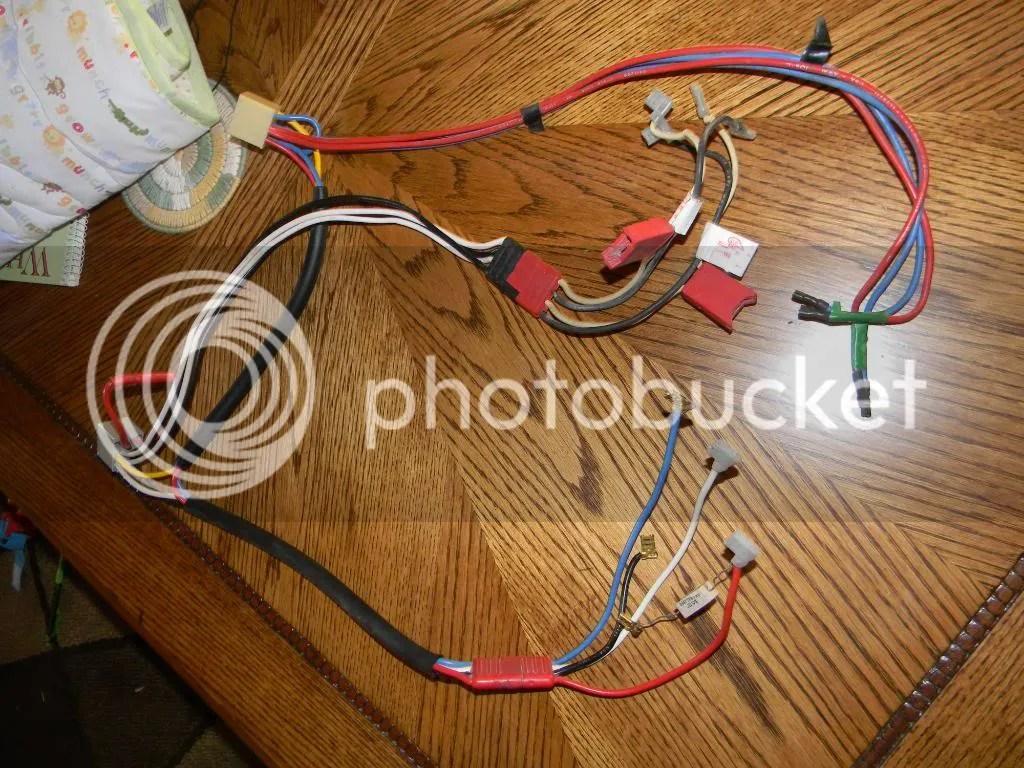 hight resolution of 1980 s big foot power wheel electical help modifiedpowerwheels com image wiring harness
