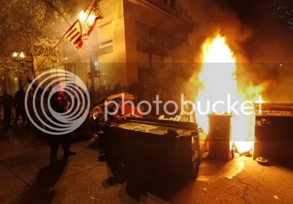 Occupy Oakland general strike
