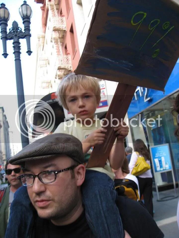 Occupy child abuse