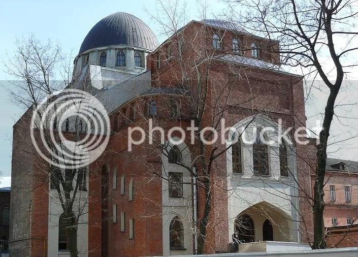 Kharkiv Synagogue