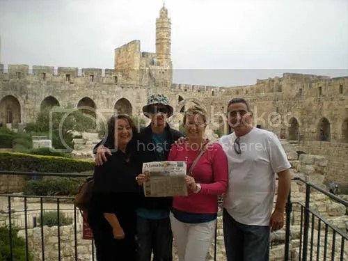 The Sun Shines in Jerusalem, Israel