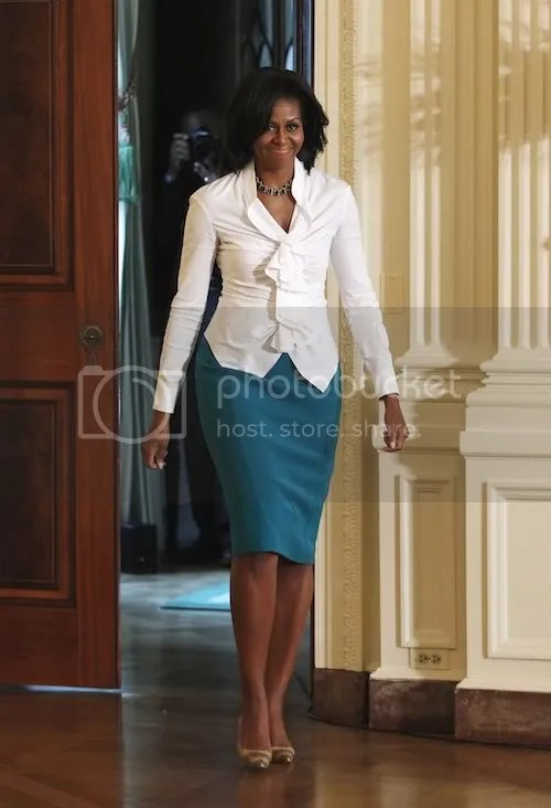 Michelle Obama fashion icon