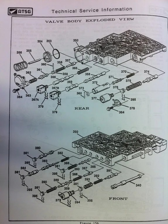 Hose Diagram On Wiring Diagram 4l60e Transmission Exploded View