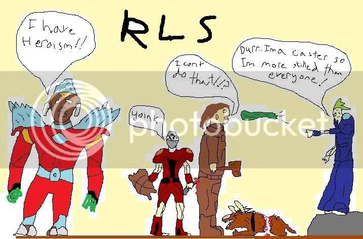 rls log