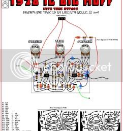 wiring a stompbox true bypas wiring diagram ehx big muff v5 1978 battery wiring question [ 866 x 1023 Pixel ]