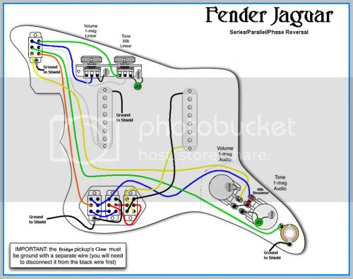 small resolution of fender jaguar pickup wiring wiring diagram fender jaguar pickup wiring