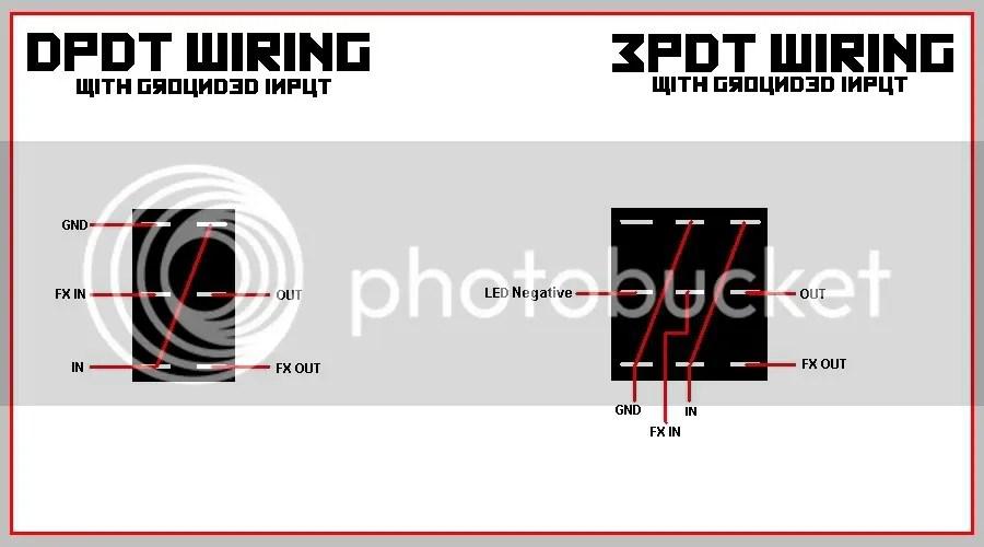 Wiring Diagram Spdt Switch