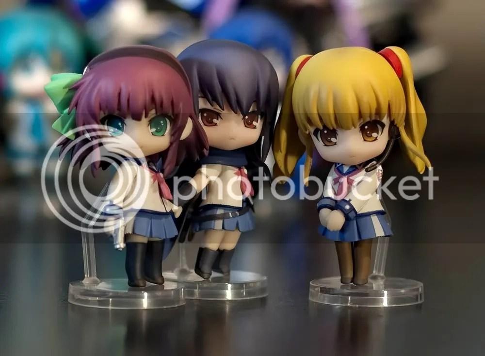 Nendoroid petit set 01