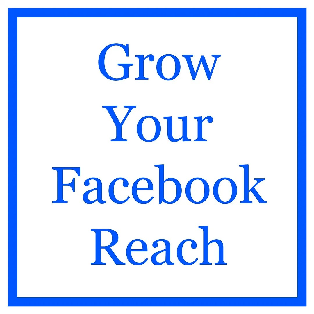 Social Media - Increase Your Facebook Reach with My Secret | The TipToe Fairy