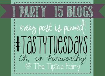 The TipToe Fairy Tasty Tuesdays