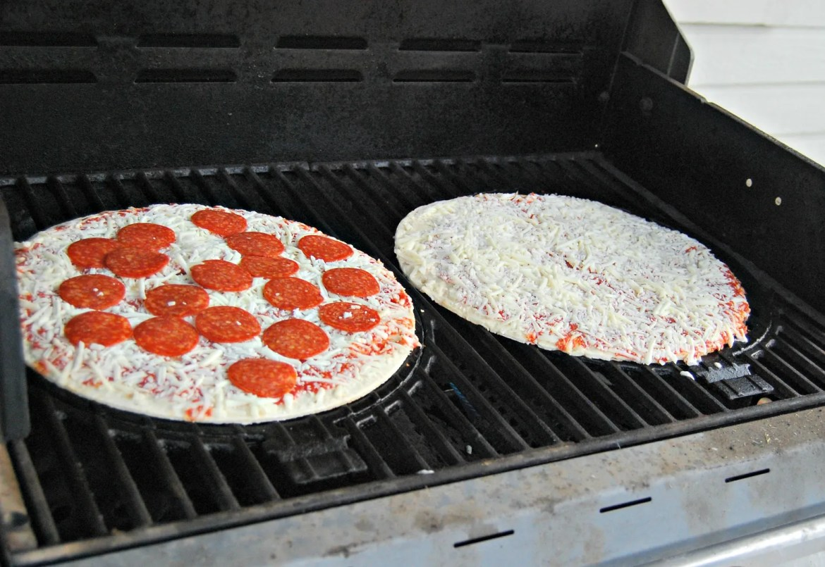 Summertime Drinks & Grilling Pizza #SummerGoodies #CollectiveBias #shop   The TipToe Fairy