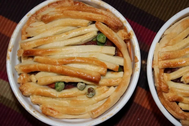 Lentil Pot Pie | What's On the List