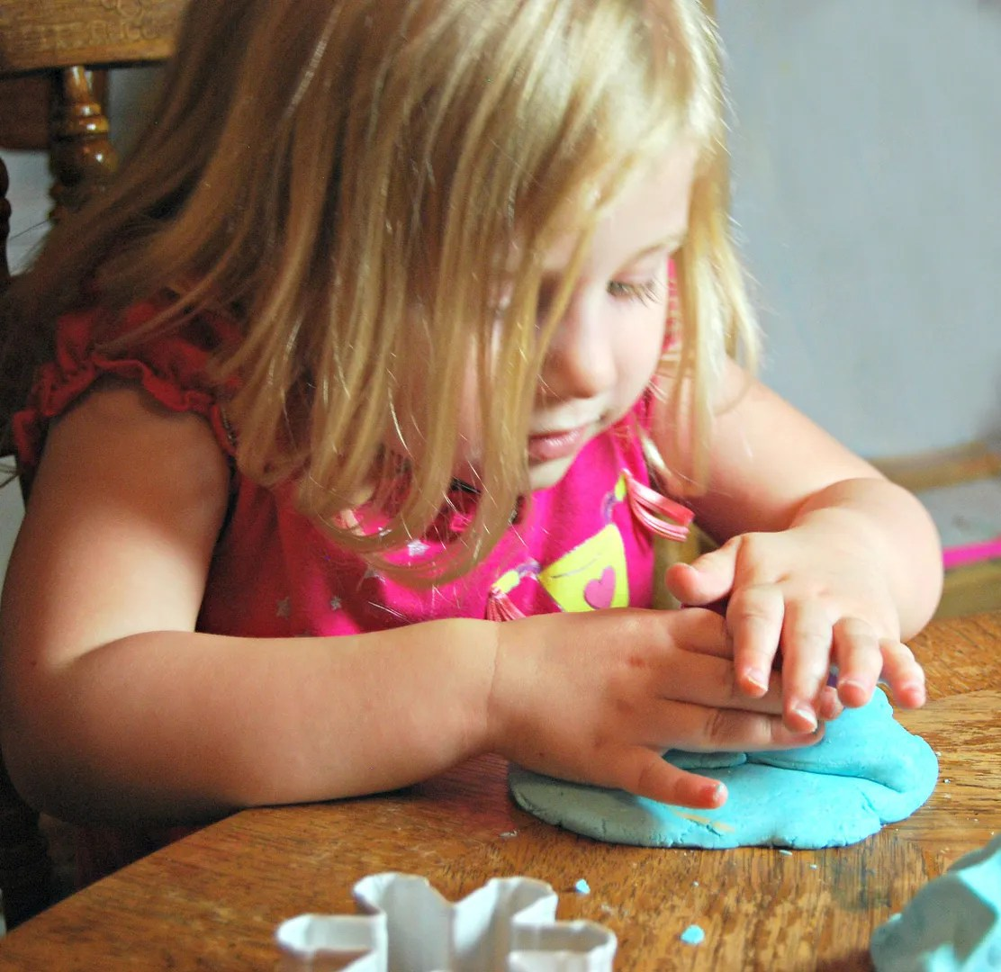 Create A Flavor Play Dough | The TipToe Fairy #playdoughrecipes #playdough #playdoh