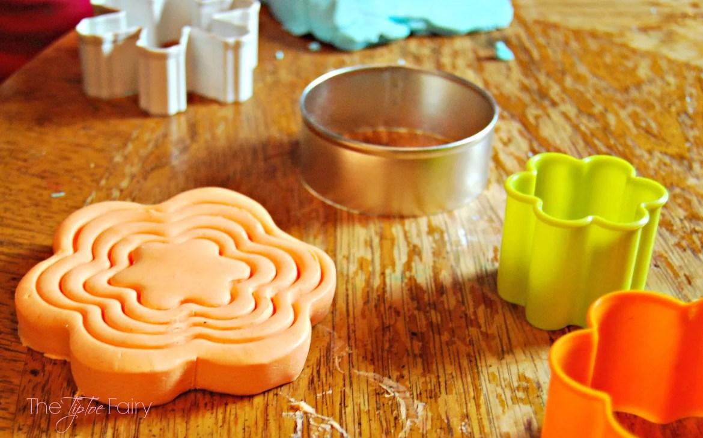 Create A Flavor Play Dough | The TipToe Fairy #playdoughrecipes #playdough #playdoh