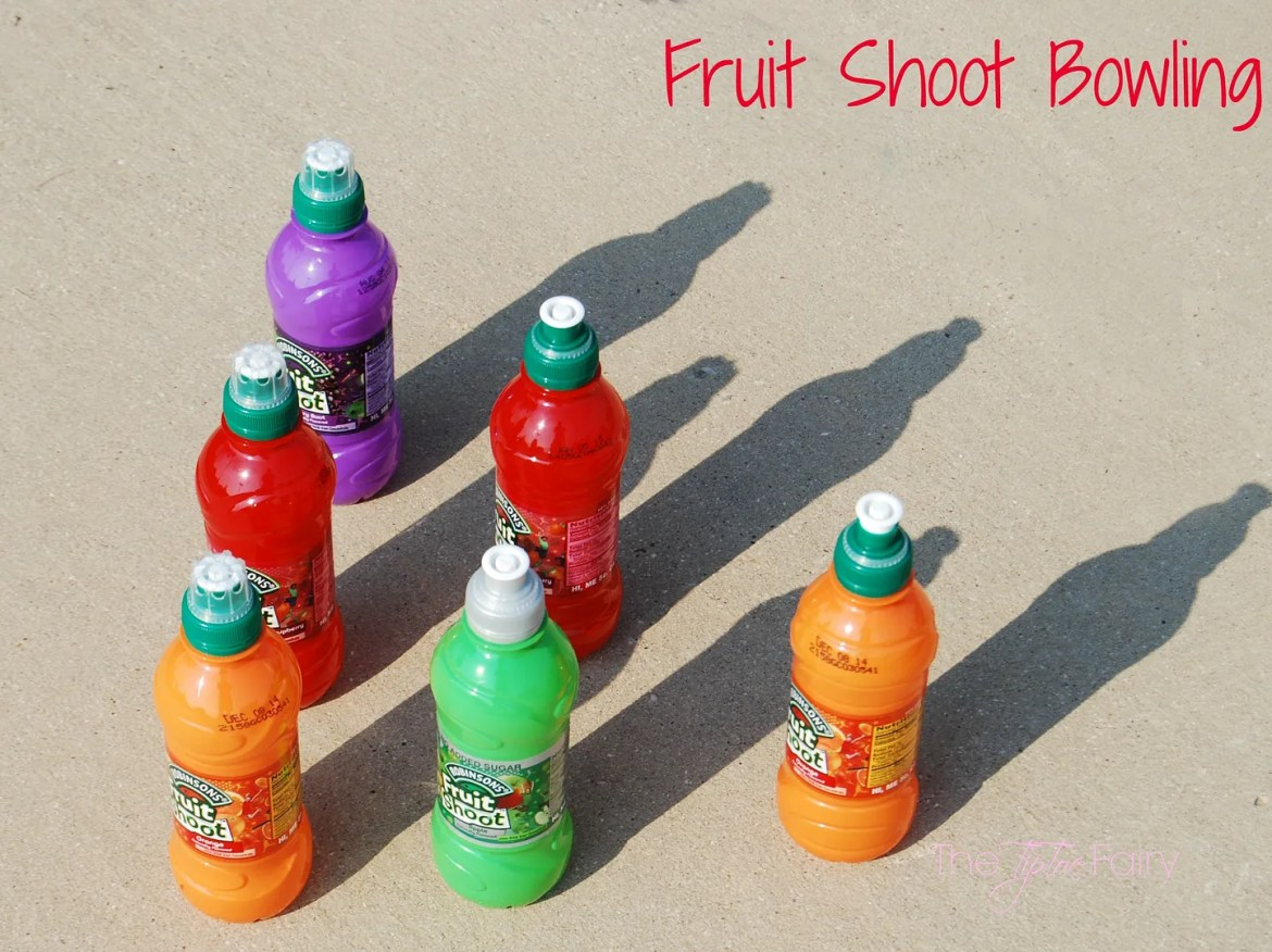 Imaginative Fun & Games for Kids | The TipToe Fairy #fruitshoot #stunthunt #kidsactivities