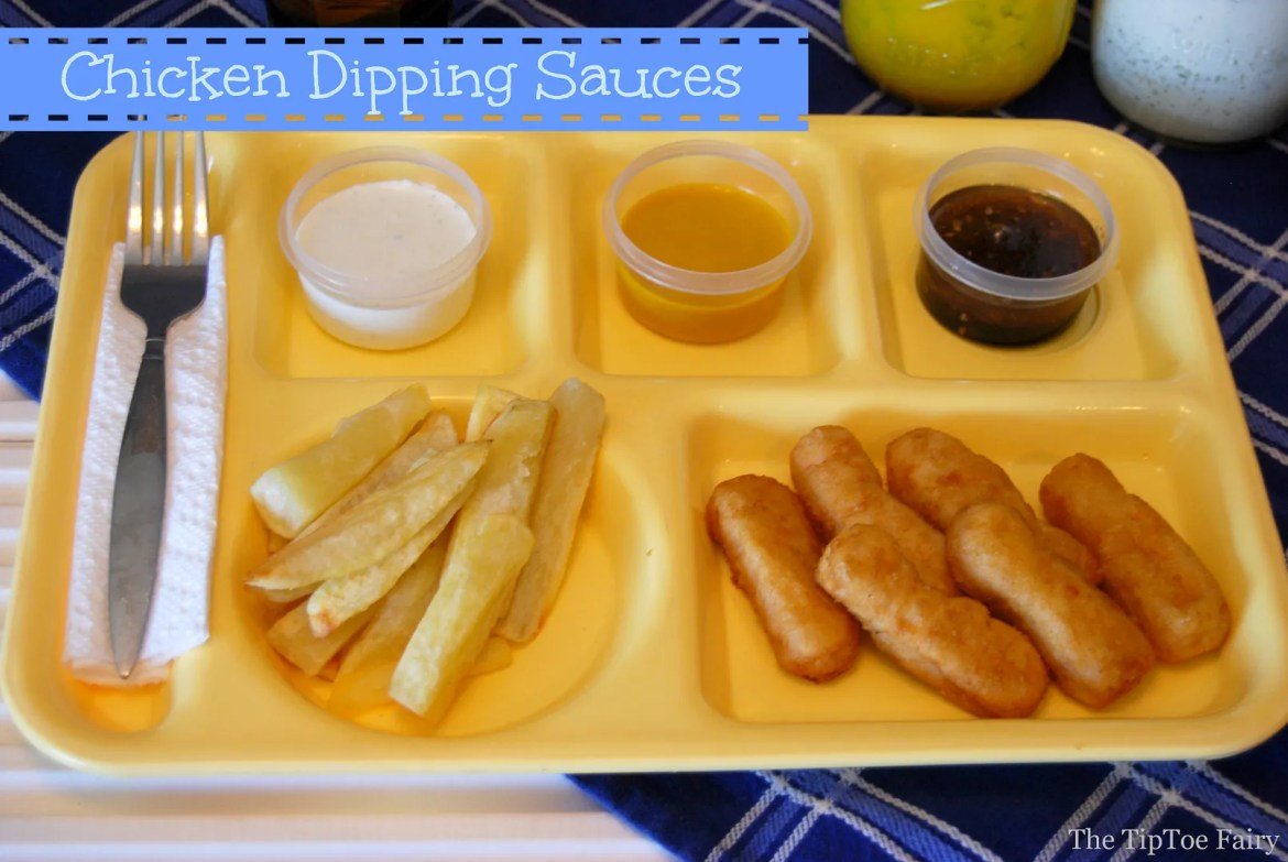 #shop #TastyTenders Chicken Dipping Sauces