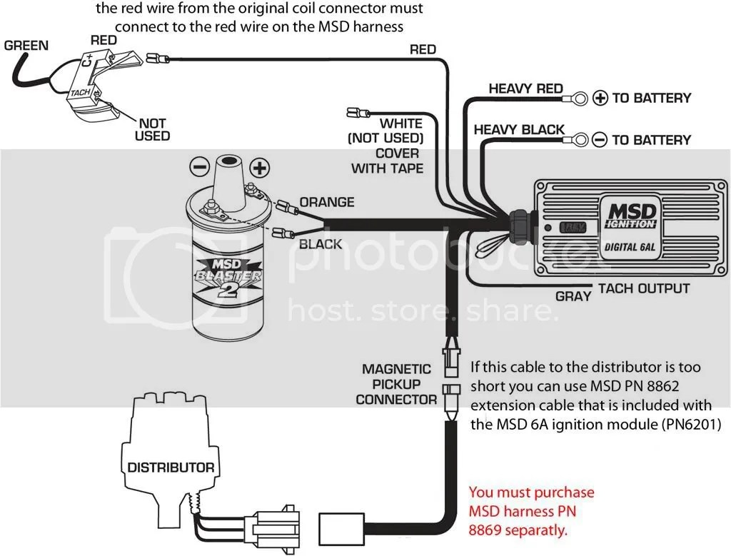 medium resolution of hei distributor wiring diagram on wiring diagram for 1978 jeep cj7 rh datagrind co hei conversion