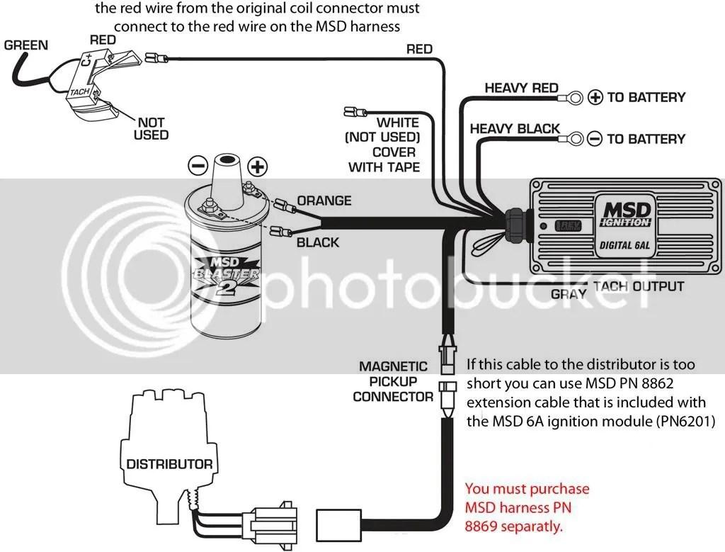 wrg 6653 msd tach wiring