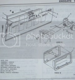 2007 avalanche tailgate diagram 2007 free engine image 2003 chevy tailgate latch parts 2003 chevy tailgate [ 1024 x 768 Pixel ]
