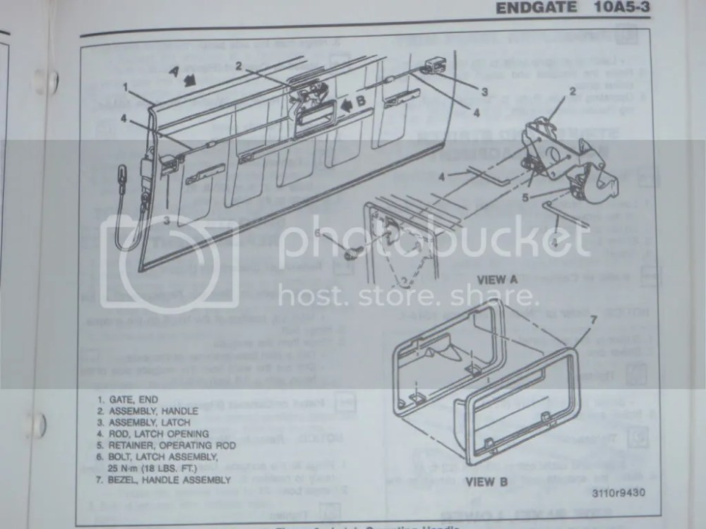 medium resolution of 2007 avalanche tailgate diagram 2007 free engine image 2003 chevy tailgate latch parts 2003 chevy tailgate