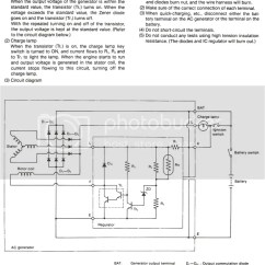Hitachi Alternator Wiring Diagram Lambretta Varitronic What S The R Connection For On A Yanmar