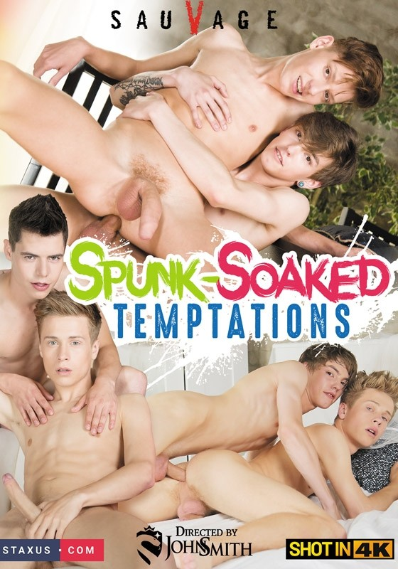 Spunk Soaked Temptations (Staxus)
