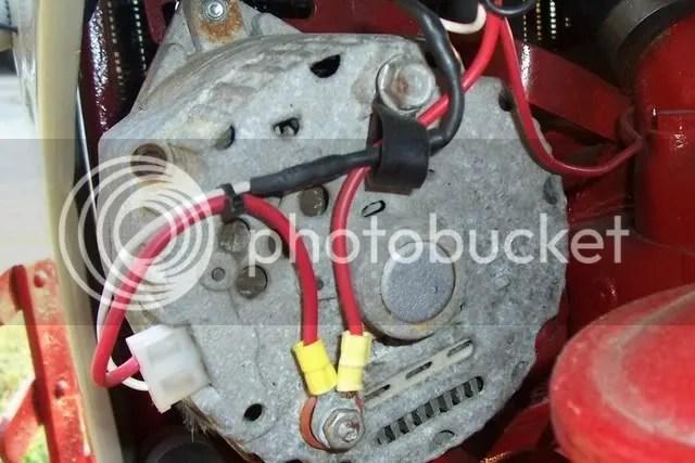 Ford Tractor Wiring Diagram Moreover Lucas Alternator Wiring Diagram