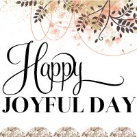 happy joyful day