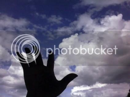 reach the sky!