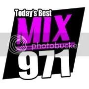 Mix 97.1 logo