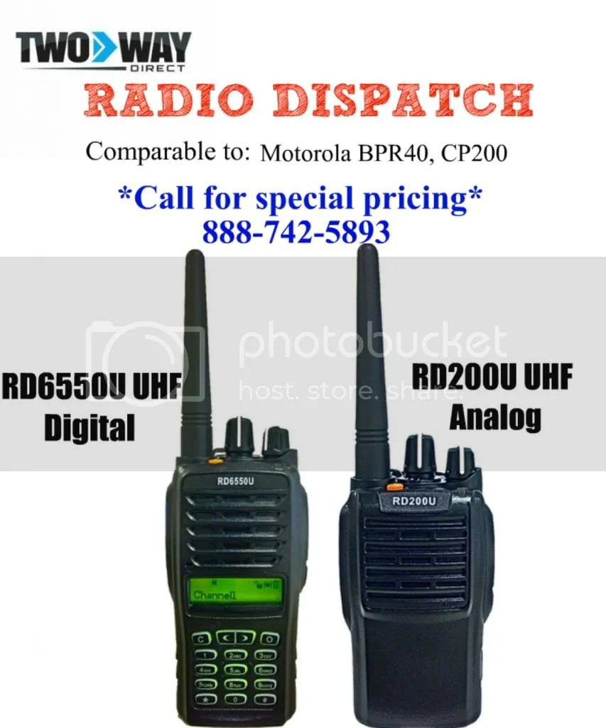 2 way radio terms