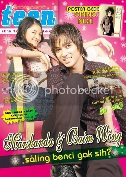 BBC: Sinetron Benci Bilang Cinta yg Dibintangi Baim Wong-Marshanda Booming di Malaysia